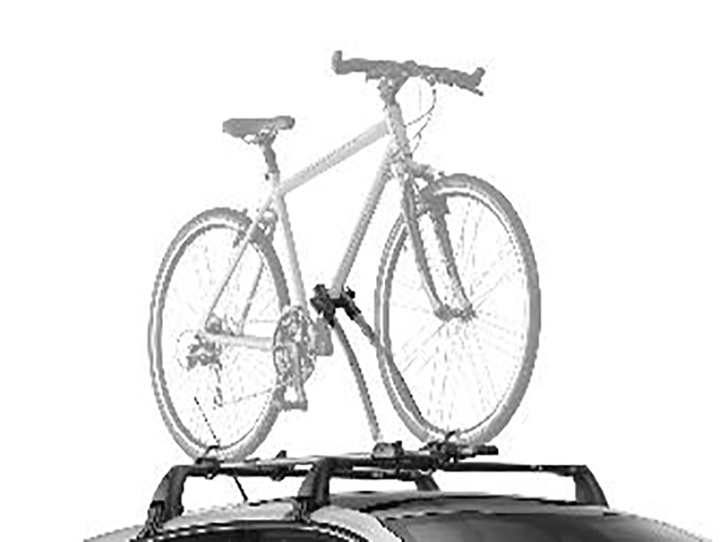 PEUGEOT PEUGEOT 308 FREERIDE Roof bar bike rack for 1 bike - steel