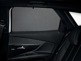 PEUGEOT PEUGEOT 3008 SUV Side sunshades (tier 2)