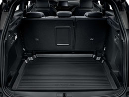 PEUGEOT PEUGEOT 3008 SUV Semi-rigid boot floor liner