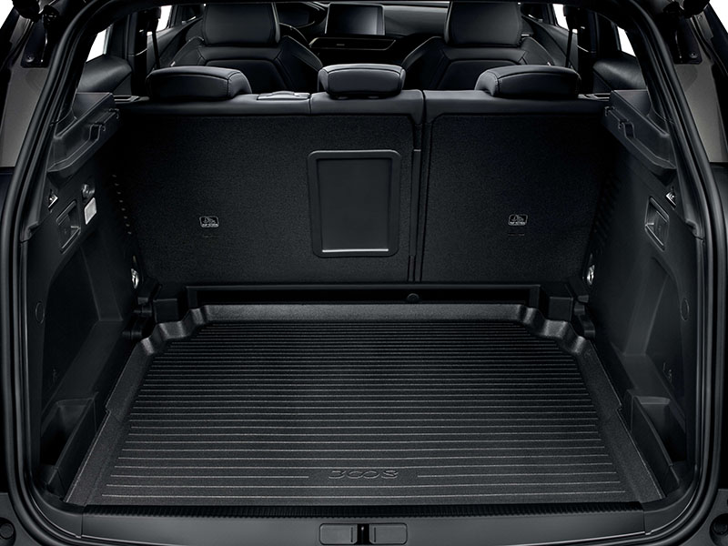 PEUGEOT PEUGEOT 3008 SUV Flexible boot tray