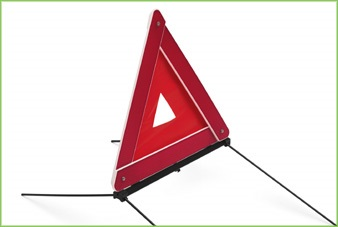 PEUGEOT PEUGEOT EXPERT WARNING TRIANGLE