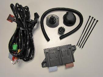 PEUGEOT PEUGEOT EXPERT Towbar wiring harness - 13 pin