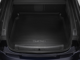 PEUGEOT PEUGEOT 508 Luggage compartment tray thermo-shaped (Fastback)