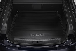PEUGEOT PEUGEOT 508 Luggage compartment tray soft heat-formed (Fastback)