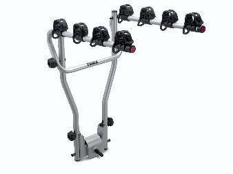 PEUGEOT PEUGEOT 5008 SUV Towbar mounted bike carrier (4 bikes)